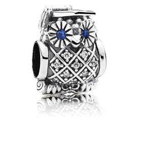 Pandora graduation owl